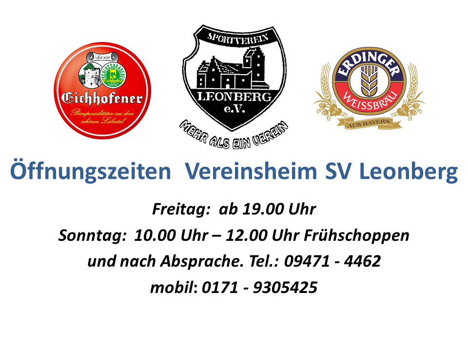 Vereinsheim Leonberg